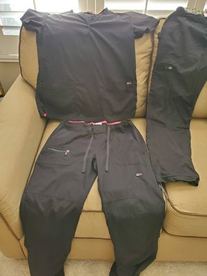 Black scrubs-womens-med for Sale in Glendale, AZ
