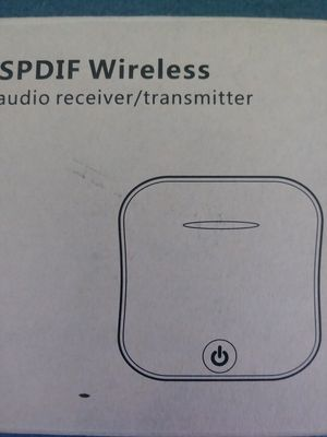 Wireless audio transmitter receiver for Sale in Hemet, CA