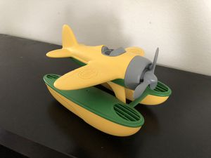 Green toys seaplane for Sale in Los Angeles, CA