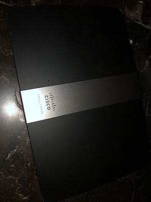 CISCO Linksys EA4500 WiFi Router for Sale in DW GDNS, TX