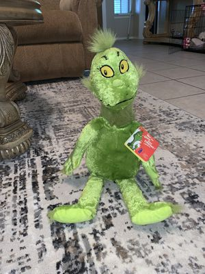 The Grinch Plush for Sale in Rowlett, TX
