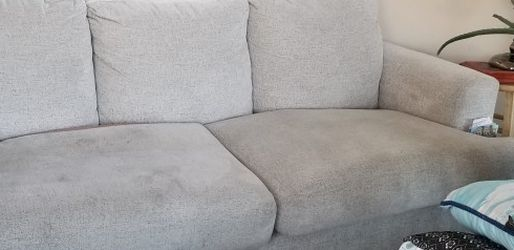 1 Year Old 10' Sleeper Sofa With Some Damage To Seat Cushions. FREE for Sale in Riverton,  UT