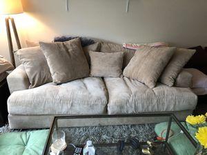 Z gallerie sofa for Sale in Vienna, VA