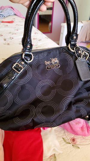 Original Coach handbag black for Sale in Sandston, VA