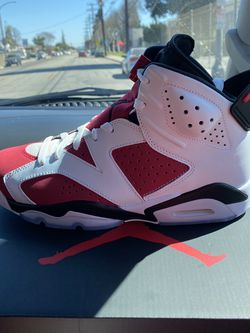 Jordan 6 Retro Carmine Size 8 for Sale in Signal Hill,  CA