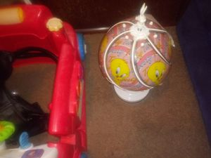 Tweety bird touch lamp for Sale in Heath, OH