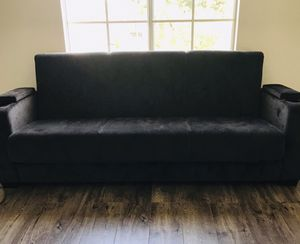 Futon Couch that folds to full size bed - TEMECULA for Sale in Temecula, CA