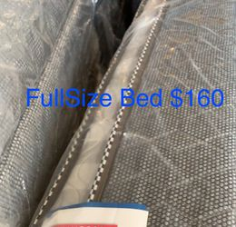 Full Size Plush Pillow Top Mattress Set for Sale in Phoenix,  AZ