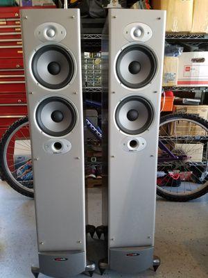 Polk audio tower speakers for Sale in San Jose, CA