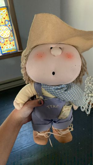 Tyke bumpkin doll from 1984 for Sale in Cleveland, OH