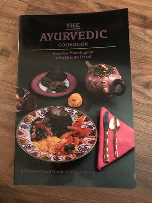 The Ayurvedic Cookbook for Sale in Houston, TX