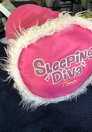 Girls Coleman sleeping bag for Sale in Chino, CA