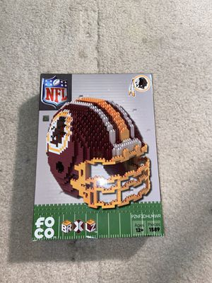 Brand New Authentic Redskins Lego Helmet for Sale in Alexandria, VA