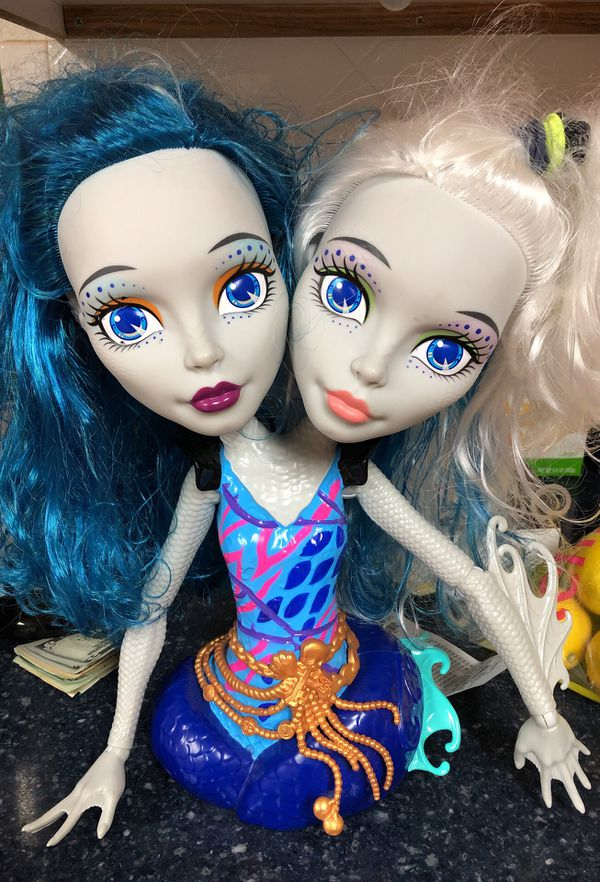 Monster High Doll Head