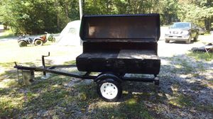 New built hog/chicken cooker on trailer for Sale in Fulks Run, VA