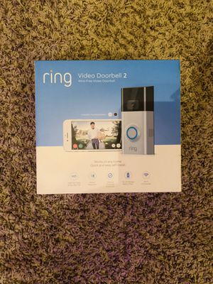 Ring Video Doorbell 2 for Sale in Clermont, FL