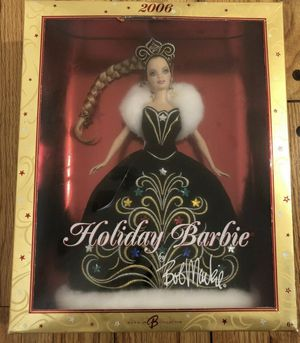 New MISB Mattel Holiday Barbie 2006 Bob Mackie Special Edition for Sale in Arcadia, CA