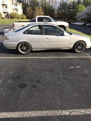 98 Honda Civic Lx (Manual) for Sale in Winston-Salem, NC