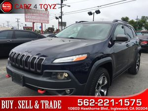 2015 Jeep Cherokee for Sale in Inglewood, CA