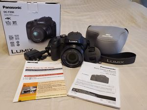 Panasonic FZ80 SuperZoom camera for Sale in Cypress, TX