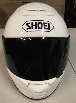 Shoei Qwest Full-Face Motorcycle Helmet White Size Large for Sale in Livermore, CA