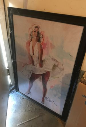New Marilyn Monroe painting for Sale in Adelaide, CA