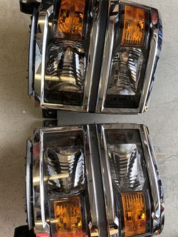 2014 Chevy Silverado Headlights for Sale in Hillsboro,  OR