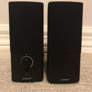 Bose Companion 2 Series III Speakers for Sale in Gilbert, AZ