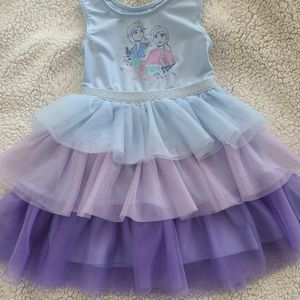 Frozen Ombre Style Tulle Dress 2T for Sale in Miami, FL