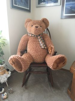 Teddy bear for Sale in Bothell,  WA