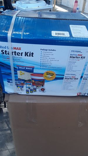 Red Sea MAX Starter kit for Sale in Long Beach, CA