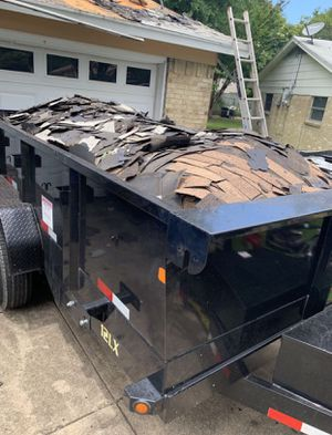 Dump trailer/ dompe for Sale in Garland, TX