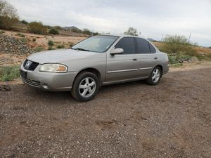 2003 nissan sentra Trade for a work truck ..chevy,nissan,toyota,dodge no fords for Sale in Chandler, AZ