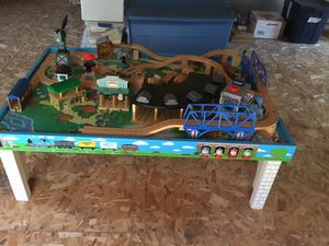 Thomas Train Isle of Sodor play table for Sale in Wolcott, CT