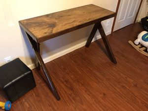 Mango and Teak Desk (Solid Wood) for Sale in Hilo, HI