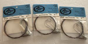 Fishing hooks 3 Packs for Sale in Lutz, FL