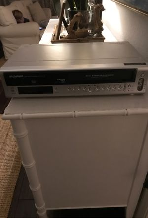 DVD/VHS player - basically brand new $50 for Sale in Aloma, FL