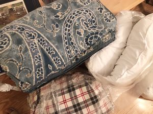 Pending! Free 100% Cotton Queen Size Bedding for Sale in Tacoma, WA