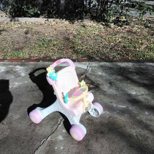 Fisher-Price Musical Toy Stroller for Sale in Colton, CA