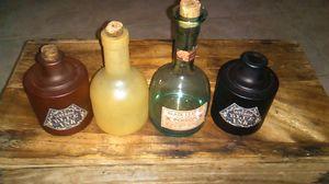 Antique dug Poison,ink bottles for Sale in Port Charlotte, FL