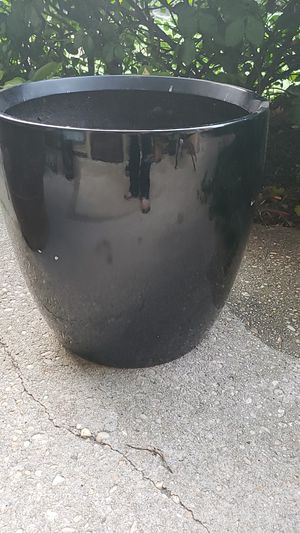 "Fiberglass container for a 14"" plant pot for Sale in Takoma Park, MD"