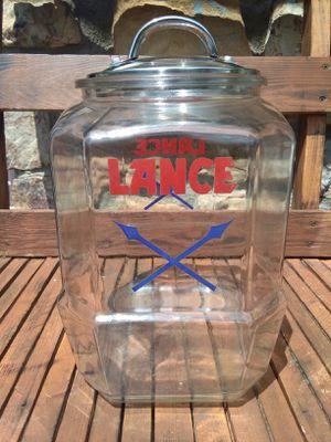 Vintage Lance Jar for Sale in Kingsport, TN