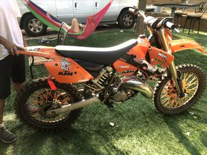2004 Ktm 200 exc for Sale in Marietta, GA