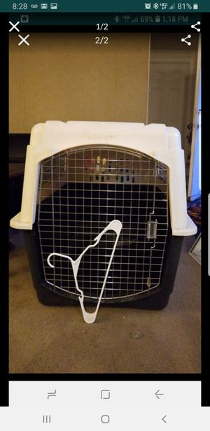 Huge dog crate for Sale in Portland, OR