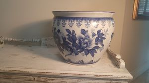 """16"""" fishbowl flower pot, left over from my store that closed for Sale in Lake Forest, CA"""