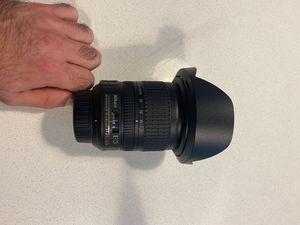 Nikon Nikkor AF-S 10-24mm for Sale in Henderson, KY