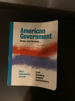 American Government for Sale in Grand Prairie, TX
