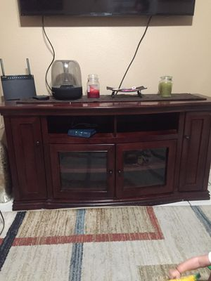 Tv stand heavy duty for Sale in Garden Grove, CA