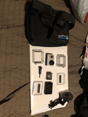 GoPro 3+ plus for Sale in KNG OF PRUSSA, PA