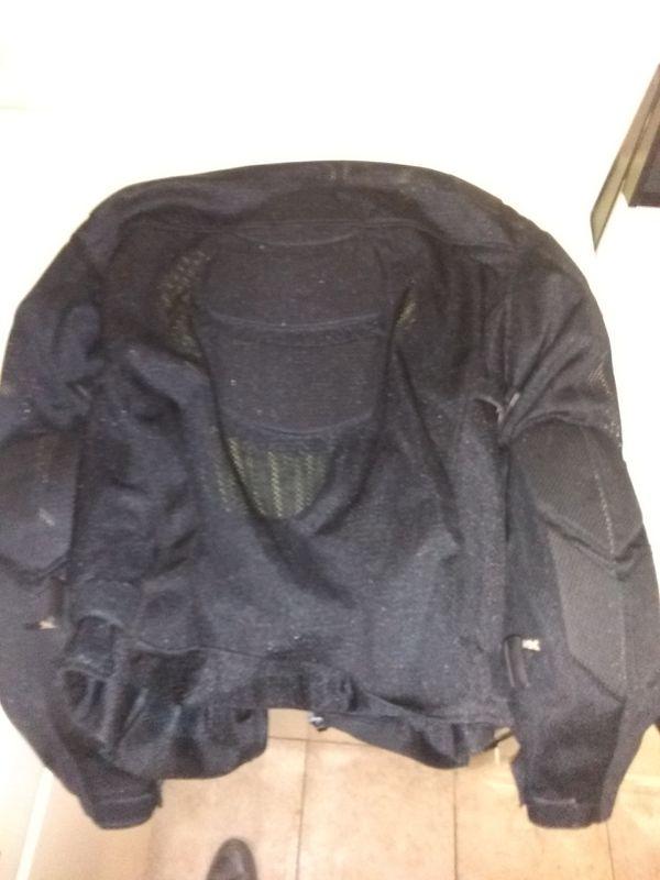 Xelement mesh motorcycle jacket
